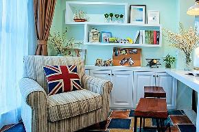 简约 美式 田园 混搭 三居 别墅 80后 收纳 书房图片来自众意装饰 李潇在龙湖曲江畔简美风格案例的分享