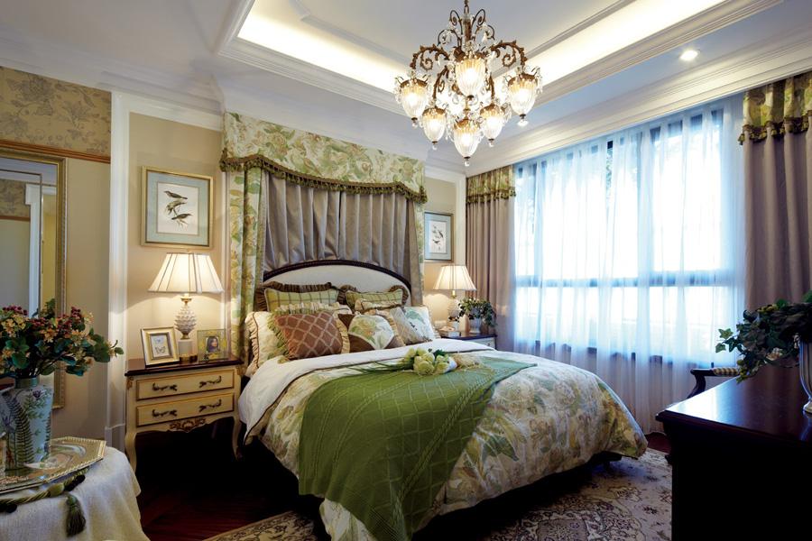 混搭 卧室图片来自天津生活家健康整体家装在金地格林混搭风格的分享