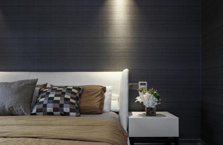 简约 现代 峰光无限 东方厂 105街坊 三室 卧室图片来自我是小样在东方厂105街坊三居133平现代简约的分享