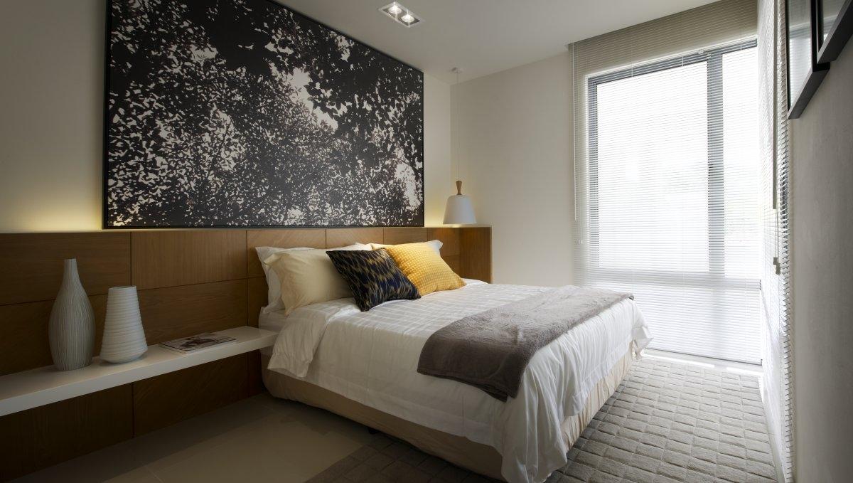 简约 现代 三室 峰光无限 名京九合院 卧室图片来自我是小样在名京九合院三室134平现代简约的分享