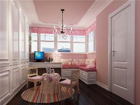 简约 三居 白领 收纳 80后 美式 生活家 装修 家居 书房图片来自生活家-月昂在中航城113㎡美式风格鉴赏!的分享