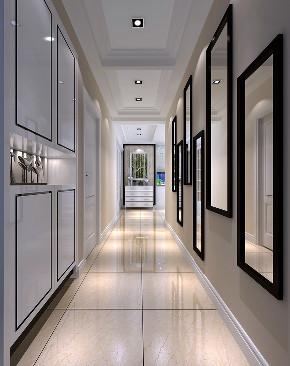 简约 旧房改造 80后 别墅 白领 现代 玄关图片来自也儿在世华龙樾 现代的分享