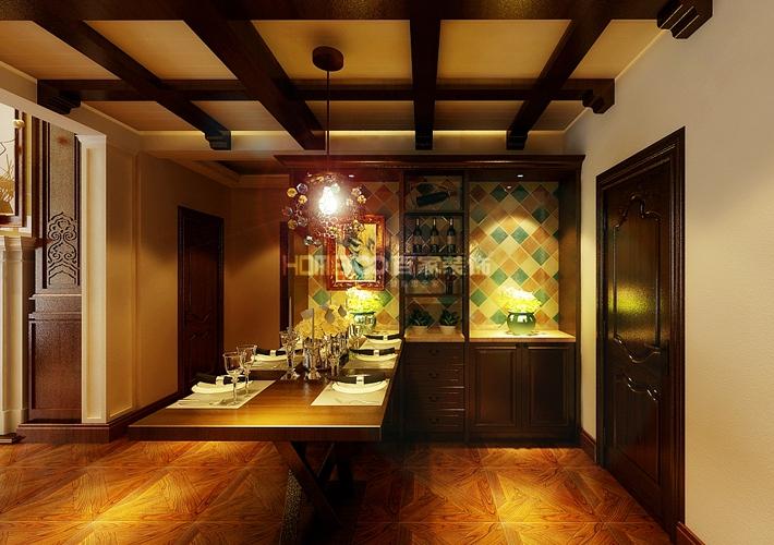 大户型 置地公园 混搭风格 客厅图片来自百家设计小刘在御景新世界240平简欧风格的分享