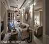 依循屋主的喜好,摩登雅舍室内装修设计参考国外知名饭店的风格设计,将美式摩登质感移植入室,创造有如精品般的生活享受。