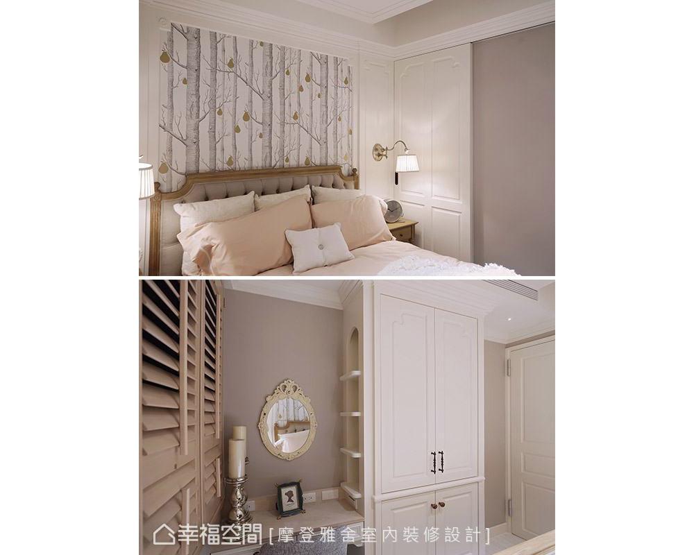 二居 美式 小户型 卧室图片来自幸福空间在美式摩登感 风水宅也能很精品的分享