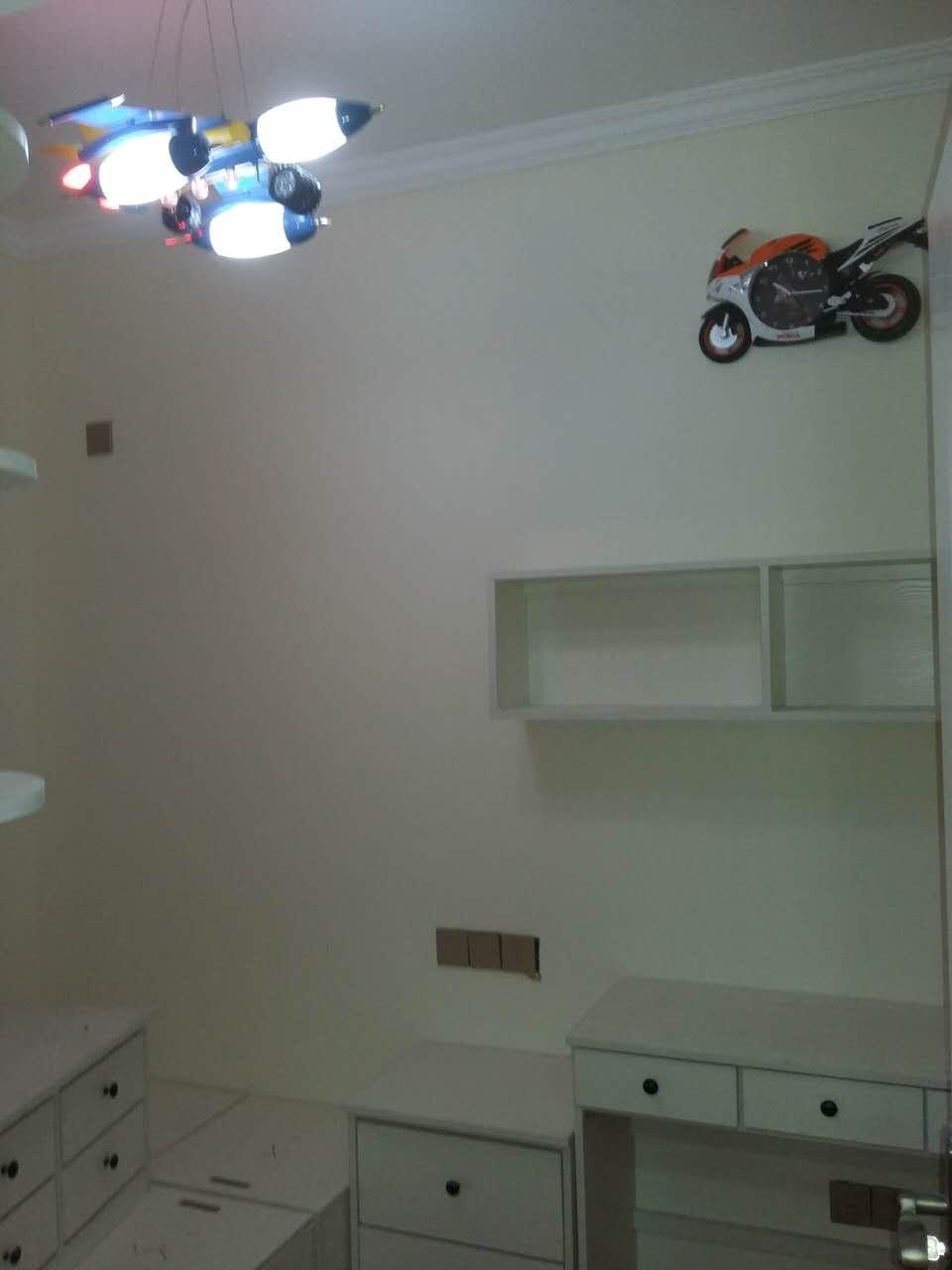 简约 三居 客厅 卧室 厨房 餐厅 白领 收纳 80后图片来自龙记小段在美式风格的分享