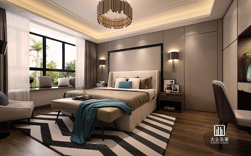 三居 简约 现代简约 东润泰和 大业美家 卧室图片来自158xxxx9432在东润泰和的分享