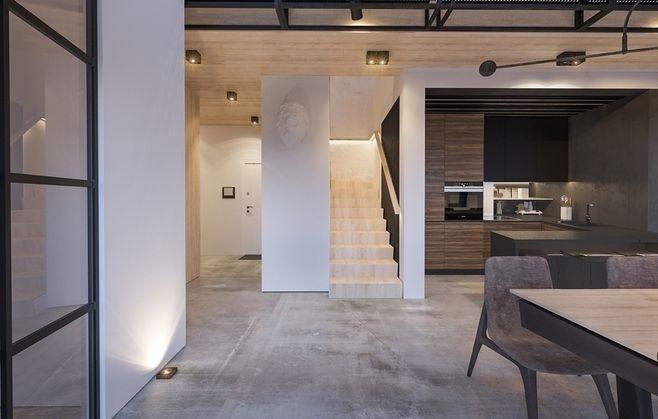 楼梯图片来自也儿在现代简约风格的分享