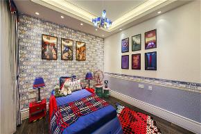欧式 别墅 复式 跃层 大户型 loft 高帅富 80后 儿童房图片来自高度国际姚吉智在600平米欧式有层次的低调奢华的分享