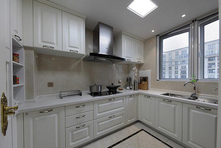 厨房图片来自家装大管家在时尚情怀 125平欧式古典雅致3居的分享