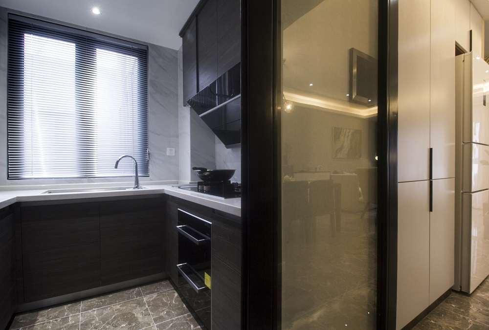 简约 小资 80后 厨房图片来自重庆优家馆装饰在大气装修-优家馆创造室内经典的分享