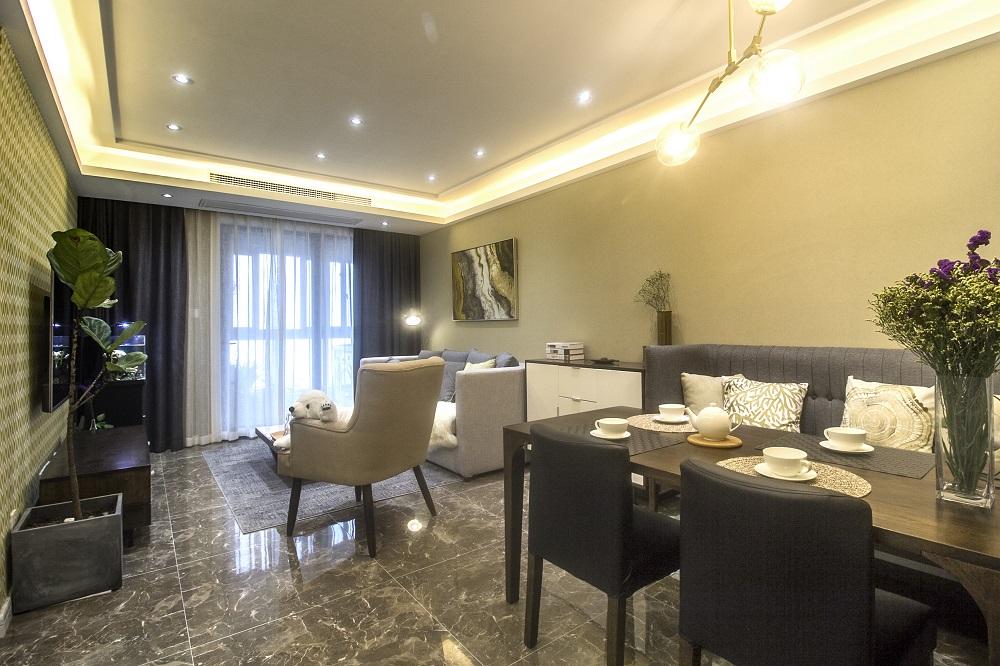 简约 小资 80后 餐厅图片来自重庆优家馆装饰在大气装修-优家馆创造室内经典的分享