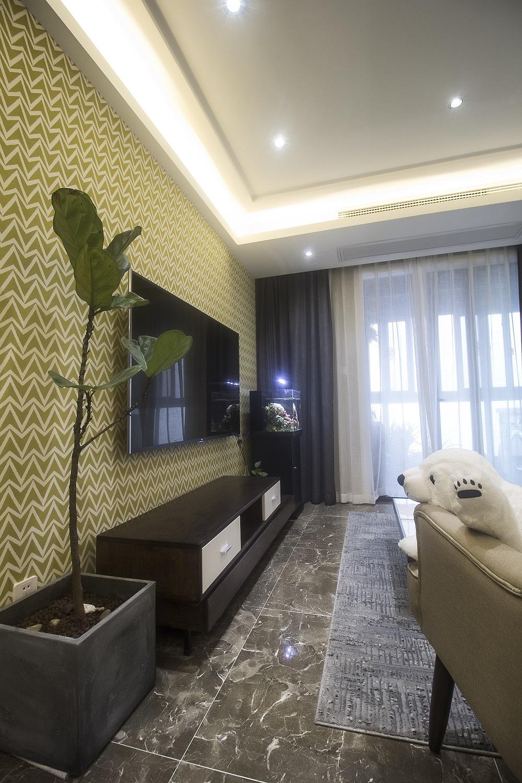 简约 小资 80后 客厅图片来自重庆优家馆装饰在大气装修-优家馆创造室内经典的分享