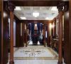 东郊罗兰东方别墅项目装修美式风格完工案例实景展示,上海腾龙别墅设计师郭建 刁振瑛作品,欢迎品鉴!