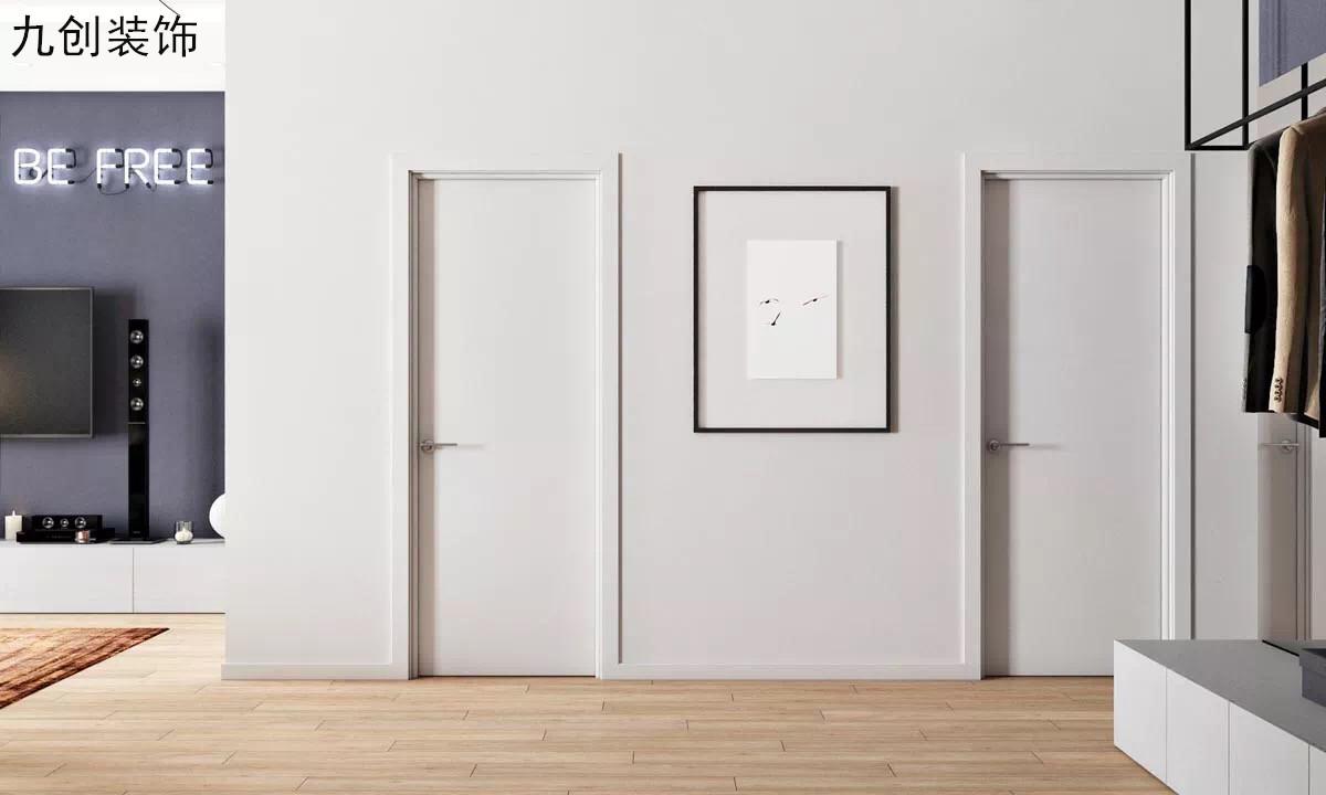 简约 现代都市 黑灰 宽敞 客厅图片来自九创装饰集团成都分公司在人居东御佲家 137 黑灰简约的分享