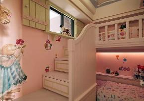 田园 三居 兰州装修 儿童房图片来自乐粉_20171003104628611在兰州中汇广场田园风格装修案例的分享