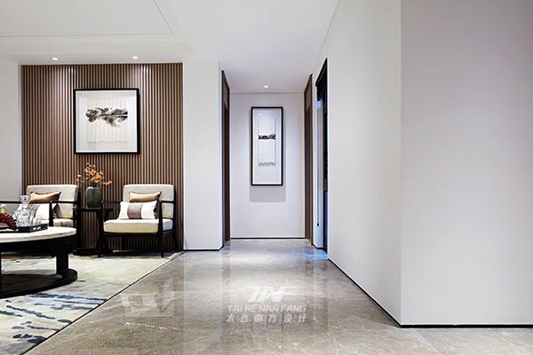 冠亚宽庐 别墅样板房 豪宅设计 新中式图片来自王五平在柳州冠亚宽庐双拼别墅样板房设计的分享