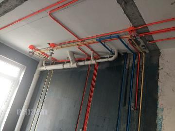 银盛泰德郡230平装修设计 水电