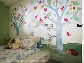 二居 田园 儿童房图片来自幸福空间在缤纷活力无限 99平梦想乡村窝的分享