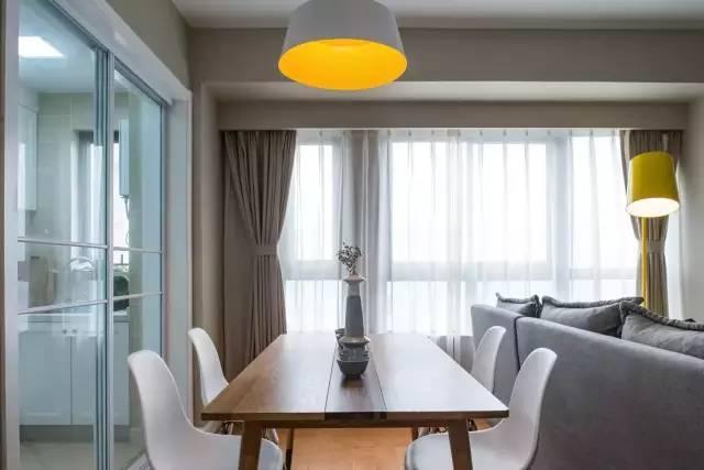 餐厅图片来自金空间装饰集团在汇金城  暖暖北欧风的分享