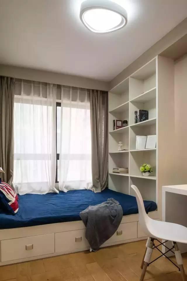 卧室图片来自金空间装饰集团在汇金城  暖暖北欧风的分享