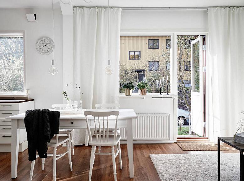 简约 北欧 二居 白领 收纳 80后 小资 餐厅图片来自众意装饰 李潇在融公馆北欧风格设计的分享