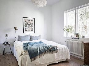 简约 北欧 二居 白领 收纳 80后 小资 卧室图片来自众意装饰 李潇在融公馆北欧风格设计的分享