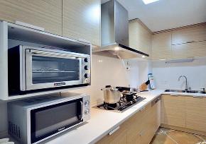 简约 美式 简美 家装设计 二居 小资 80后 厨房图片来自众意装饰 李潇在大华世家公园简美风格的分享