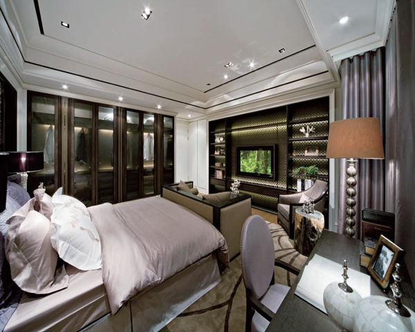 卧室图片来自我是小样在国熙台三室两厅两卫167平现代的分享