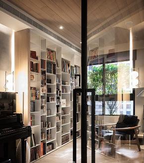 简约 四居 北欧 旧房改造 80后 小资 书房图片来自众意装饰 李潇在华润二十四城北欧风格的分享