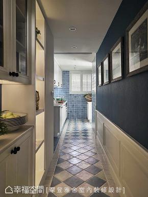三居 田园 厨房图片来自幸福空间在阳光灿烂 132平蓝白色梦幻乡居的分享