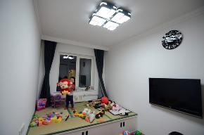 简约 混搭 别墅 白领 80后 小资 收纳 儿童房图片来自圣奇凯尚室内设计工作室在然·LOVE之融的分享