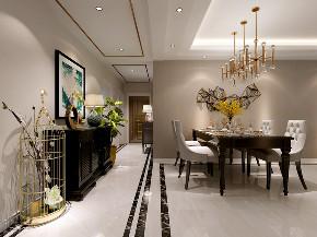 三居 简约 温馨 客厅 餐厅 白领 餐厅图片来自业之峰装饰旗舰店在记忆的追寻的分享
