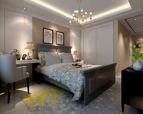 三居 简约 温馨 客厅 卧室图片来自业之峰装饰旗舰店在记忆的追寻的分享