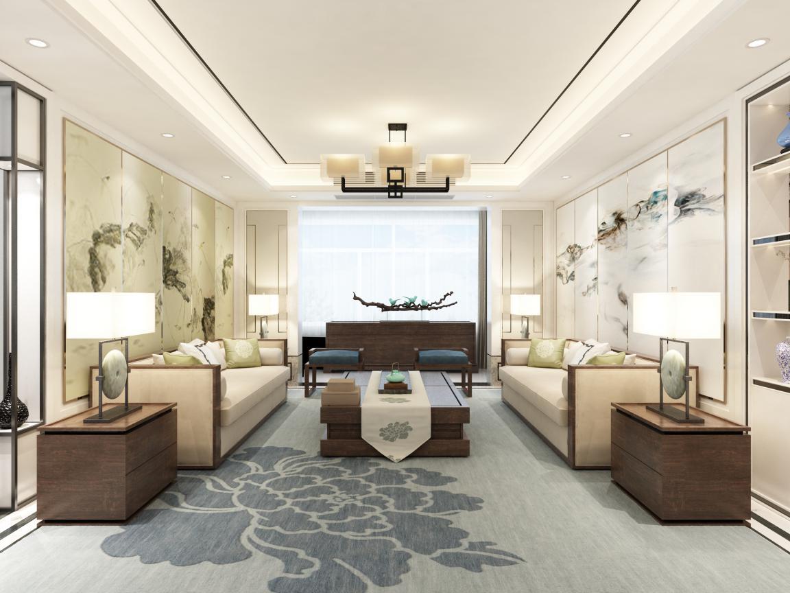 图片来自庄严空间设计在威海钦和苑别墅装修的分享