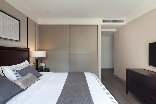 卧室图片来自我是小样在中建昆明澜庭三室98平现代简约的分享