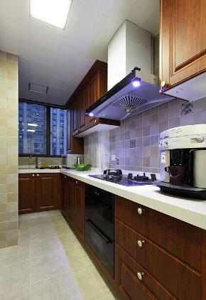 简约 美式 休闲 二居 混搭 收纳 小资 厨房图片来自众意装饰 李潇在曲江龙邸美式风格的分享