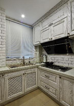 简约 现代 美式 二居 收纳 小资 白领 别墅 厨房图片来自众意装饰 李潇在曲江香都现代美式风格的分享