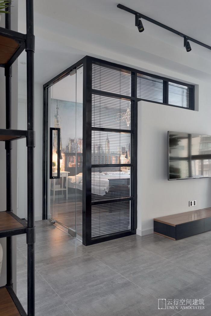 卧室图片来自云行设计-邢芒芒在墨调 丨 给予信任的家的分享