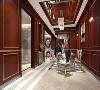 高端卫浴柜弗洛迪展厅设计