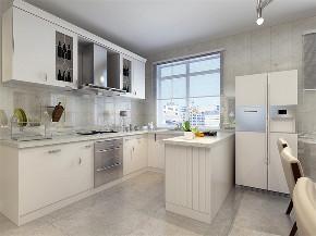 简约 现代 三居 收纳 小资 厨房图片来自阳光放扉er在力天装饰-天骥筑景-121㎡-现代的分享