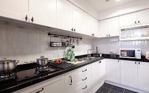 简约 二居 别墅 白领 收纳 小资 美式 乡村 厨房图片来自众意装饰 李潇在曲江新区美式风格设计的分享