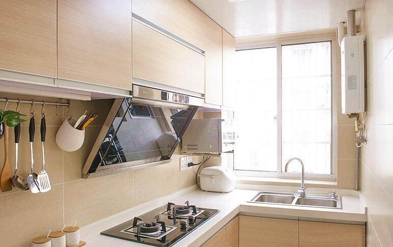 简约 二居 白领 收纳 小资 混搭 厨房图片来自众意装饰 李潇在首创漫香郡简约风格的分享
