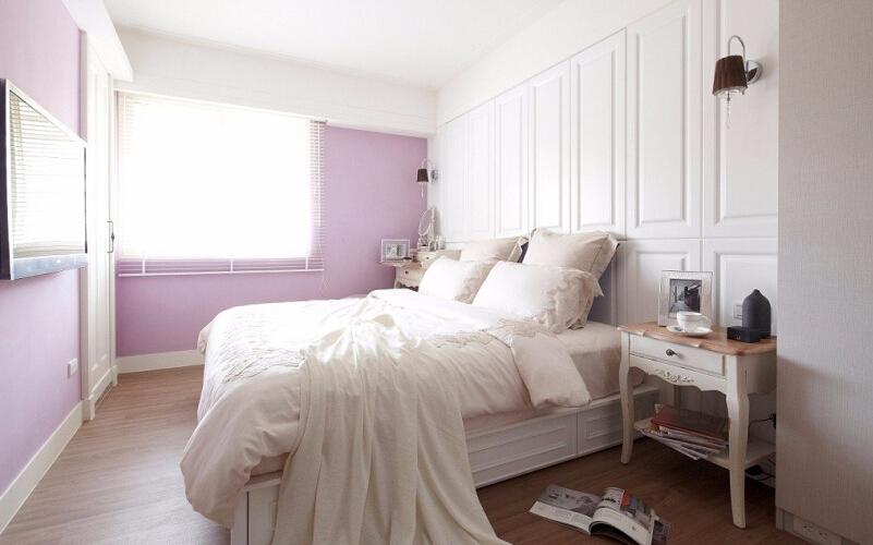 简约 二居 别墅 白领 收纳 小资 美式 乡村 卧室图片来自众意装饰 李潇在曲江新区美式风格设计的分享