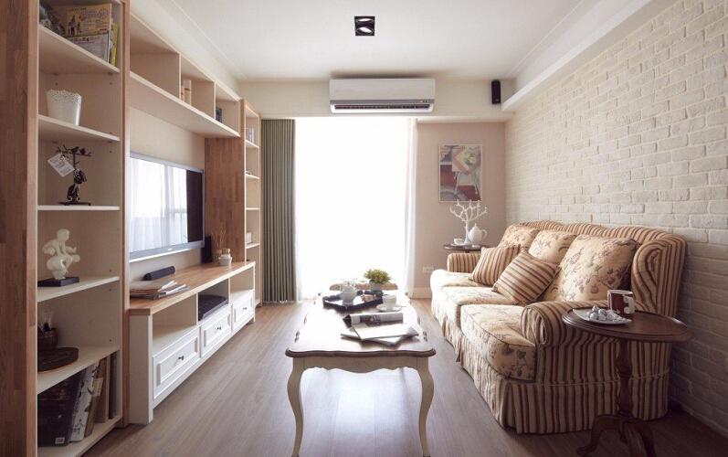 简约 二居 别墅 白领 收纳 小资 美式 乡村 客厅图片来自众意装饰 李潇在曲江新区美式风格设计的分享