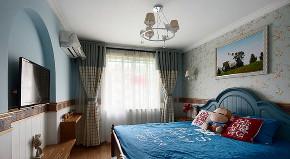 简约 地中海 三居 收纳 80后 小资 卧室图片来自众意装饰 李潇在金地南湖艺境地中海风格的分享