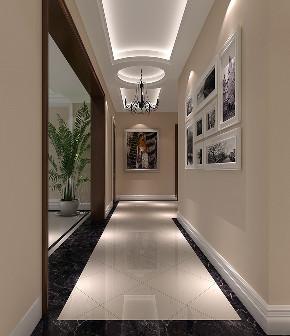 简约 旧房改造 80后 中式 玄关图片来自也儿在润泽公馆新中式风格的分享
