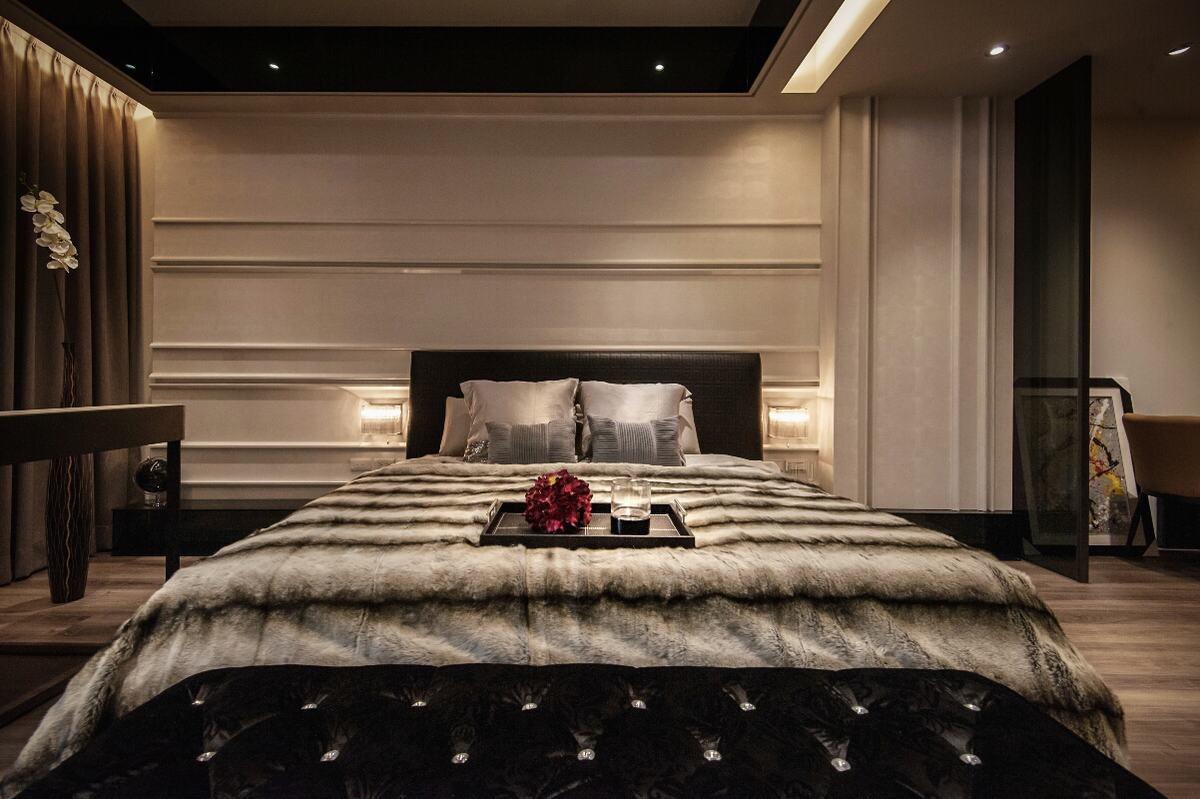 卧室图片来自我是小样在曲江紫汀苑三室148平现代简约的分享