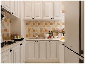 简约 现代 二居 收纳 小资 厨房图片来自阳光放扉er在力天装饰-中海学府-65㎡-现代的分享