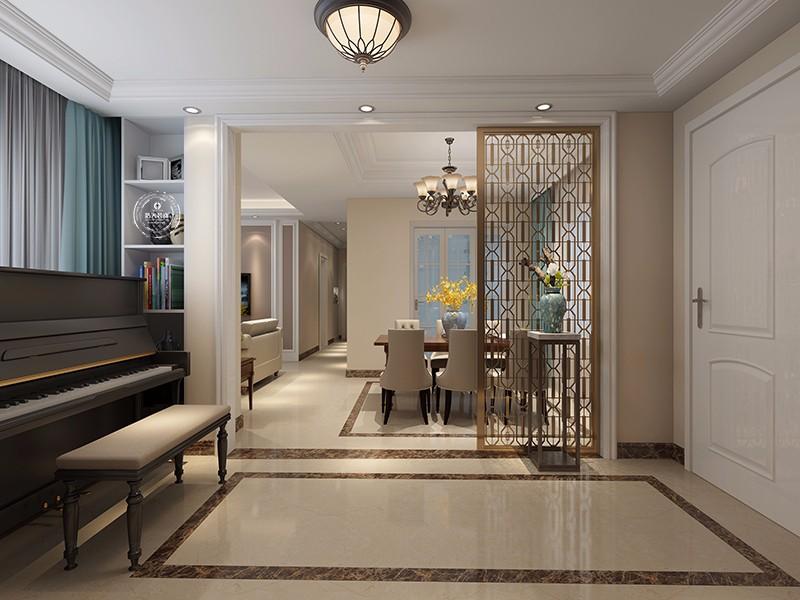 客厅图片来自深圳浩天装饰在浩天装饰-滨海之窗的分享